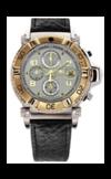Японские часы Nexxen NE10902CHM 2T/SIL/BLK Коллекция Anold 10902