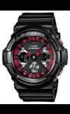 Японские часы Casio GA-200SH-1AER Коллекция G-Shock GA