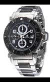 Японские часы Nexxen NE10901CHM PNP/BLK/BLK Коллекция Anold 10901