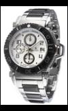 Японские часы Nexxen NE10901CHM PNP/BLK/SIL Коллекция Anold 10901