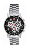 Швейцарские часы Wenger W70776 Коллекция Commando Open Date