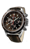 9531.2.504 brown, ss, brown leather