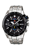 Японские часы Casio EFR-520RB-1AER Коллекция Edifice EFR
