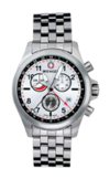 Швейцарские часы Wenger W72758 Коллекция Terragraph Dual Time