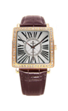 Японские часы Nexxen NE6809CM RG/SIL/BRN Коллекция Anold 6809