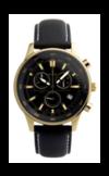 Швейцарские часы Seculus 4434.1.816 black pvd Коллекция 4434