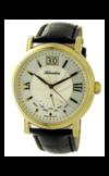 Швейцарские часы Adriatica 8237.1263Q Коллекция Gents Band 8237