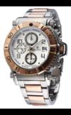 Японские часы Nexxen NE10901CHM RC/SIL Коллекция Anold 10901