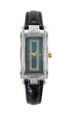 Японские часы Nexxen NE12501CL 2T/BLK/BLK Коллекция El Bizou 12501