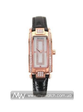 Часы NE12501CL RG/BLK/WHT