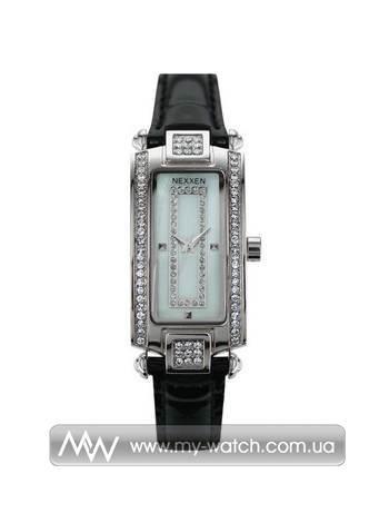 Часы NE12501CL PNP/SIL/BLK
