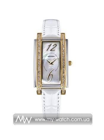 Часы NE12503CL 2T/SIL/WHT