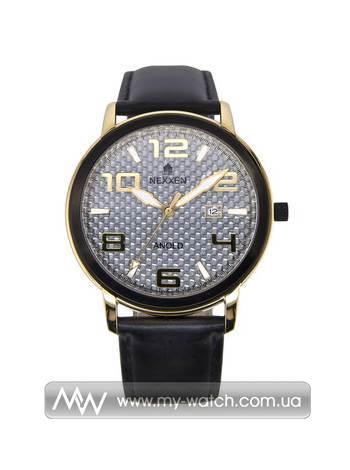Часы NE12803M GP/BLK/WHT/BLK