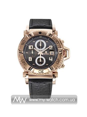 Часы NE10902CHM RG/BLK/BLK