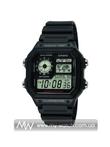 Часы AE-1200WH-1AVEF