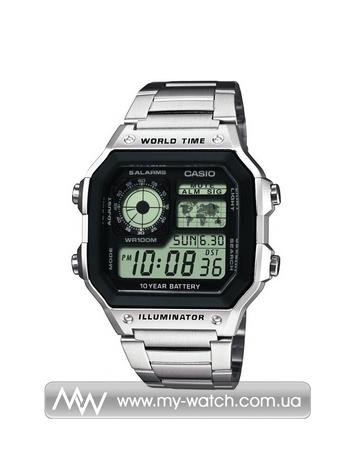 Часы AE-1200WHD-1AVEF