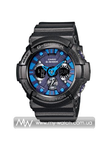 Часы GA-200SH-2AER