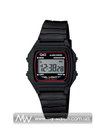 Женские японские электронные наручные часы Q&Q L116-003. fashion наручные женские часы Jacques Lemans 1-1778A
