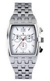 Швейцарские часы Seculus 4460.1.504 white Коллекция 4460