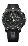 Швейцарские часы Victorinox V241527 Коллекция Alpnach Black Ice Chronograph