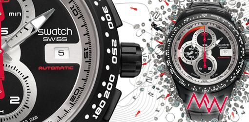 часы Swatch | История швейцарских часов | Ремешок